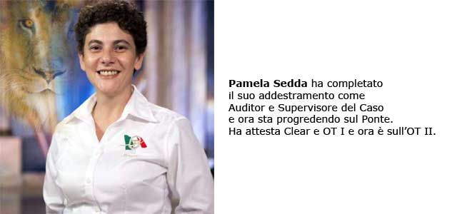 Pamela Sedda