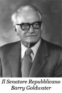 senatore Barry Goldwater