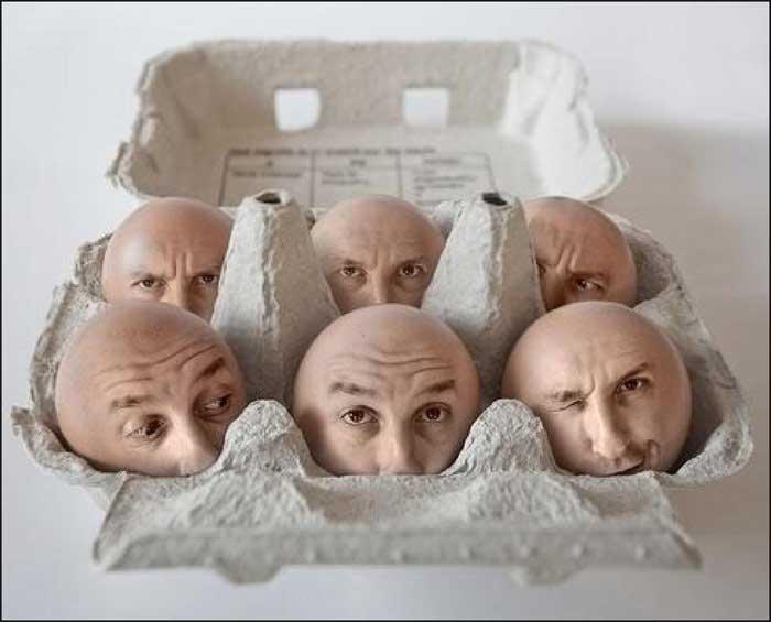 teste d'uovo