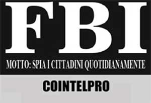 logo FBI Cointelpro