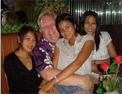 fisher con ragazze tailandesi