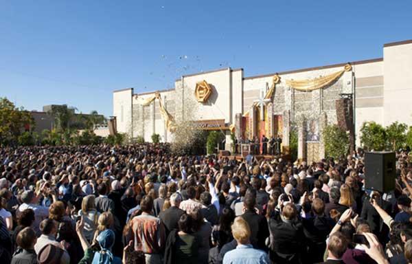 Inaugurazione Ingleewood