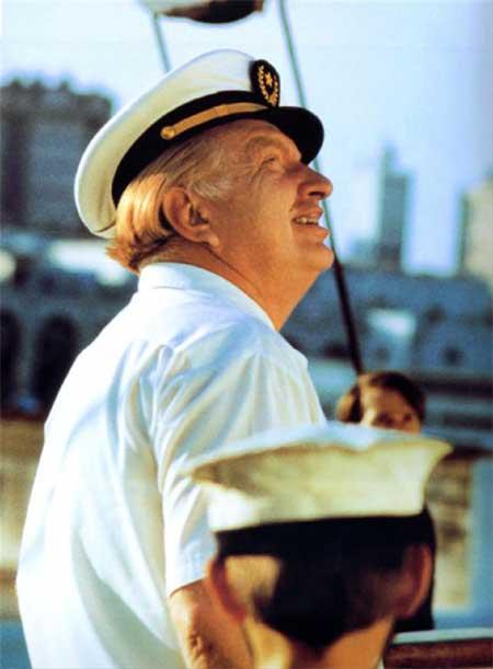L. Ron Hubbard Capitano