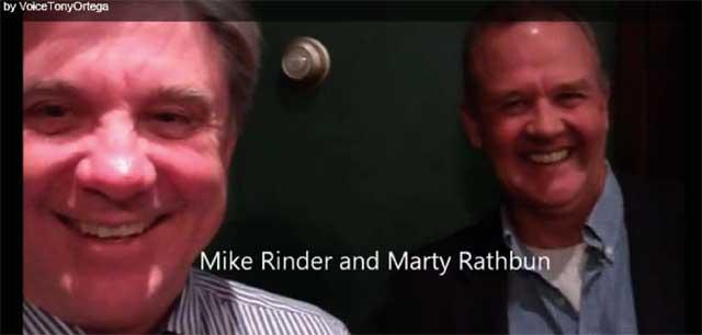 Mike e Marty