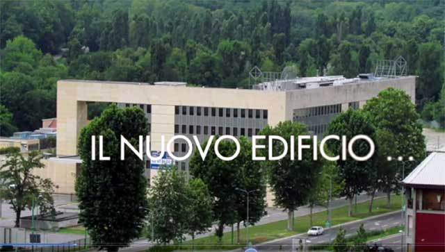 Milano Ideal Org - Nuovo edificio