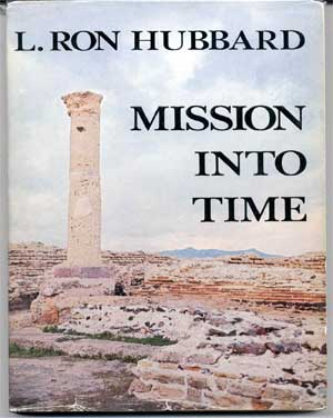 copertina Missione nel Tempo