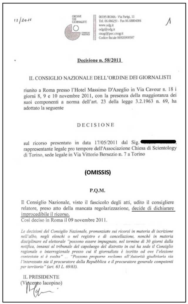 ordine giornalisti roma