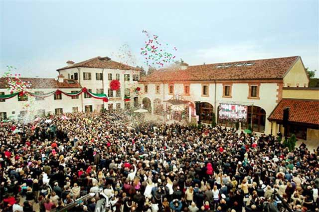 Inaugurazione di Padova Org Ideale