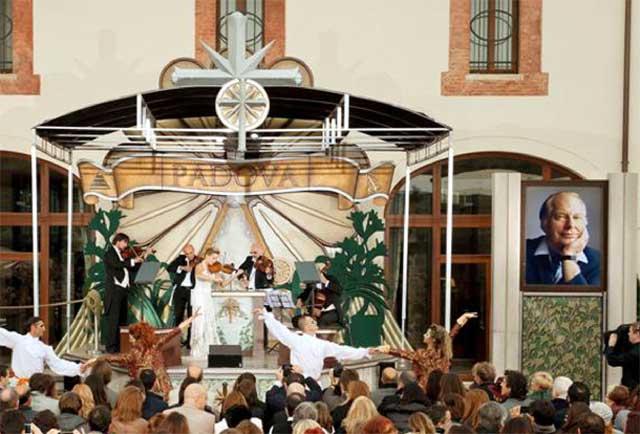 Inaugurazione dell'Org Ideale di Padova