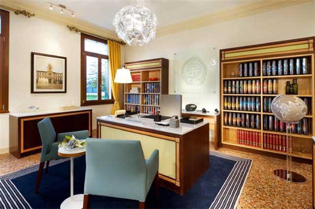 Ufficio di L. Ron Hubbard - Org Ideale di Padova