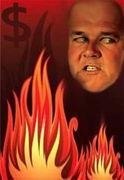 rathbun nelle fiamme