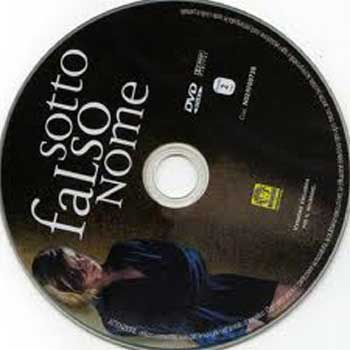 sotto falso nome - CD