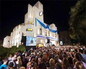 Inaugurazione Tel-Aviv