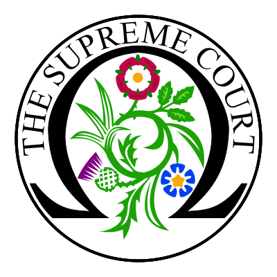 Uk Suprem Court badge