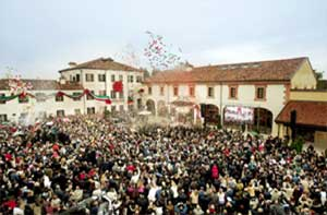 inaugurazione org di Padova