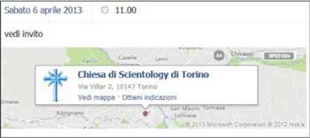 invito Facebook